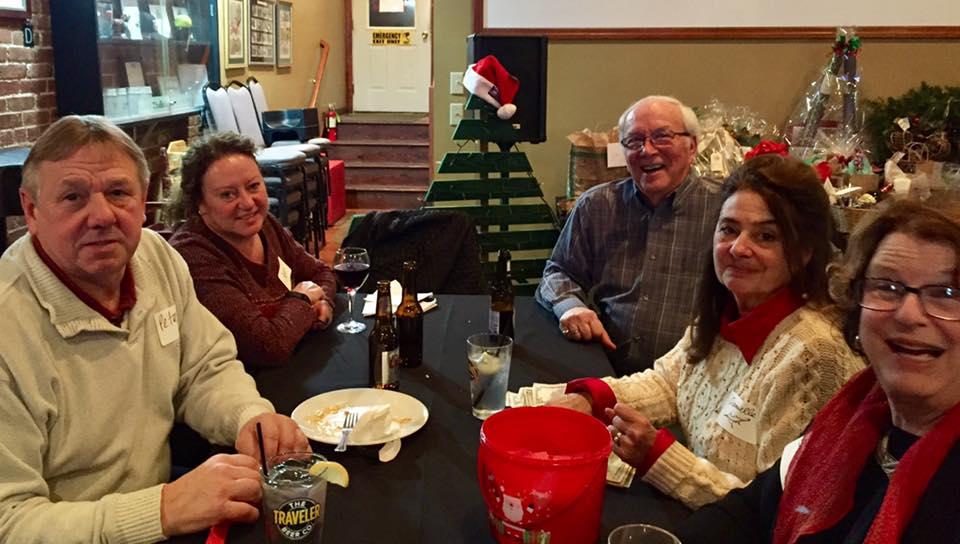 2016 Holiday Mixer residents