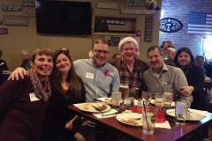 2016 Holiday Mixer Cheryl, Jodi, Samascotts