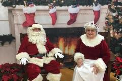 2016 BWS Santa & Mrs. Claus