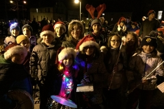 2016 Holiday Parade Malta Ave band