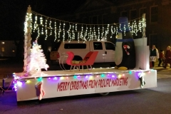 2016 Holiday Parade Prolific Marketing