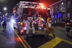 2016 Holiday Parade Union Fire Co