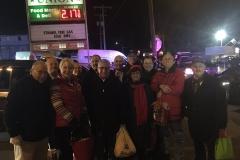 2016 Holiday Parade elected officials