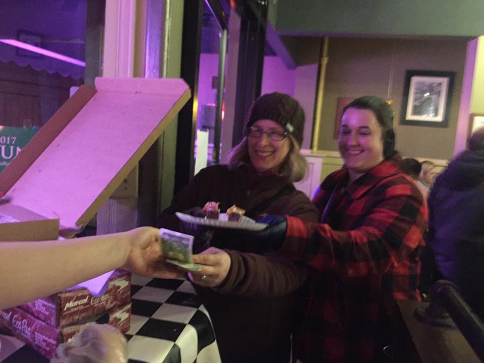 2017 Choc fest Pizza Works