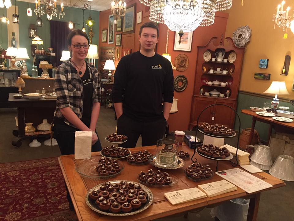 2017 Choc fest two if by sea
