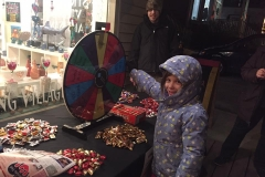 2017 Choc fest wheel of choc