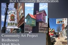 2018 Community birdhouse