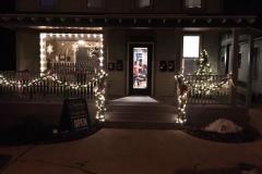 2018 Holiday windows Canvas 1