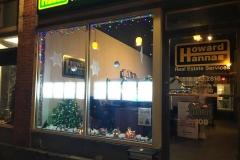 2018 Holiday windows Howard Hanna