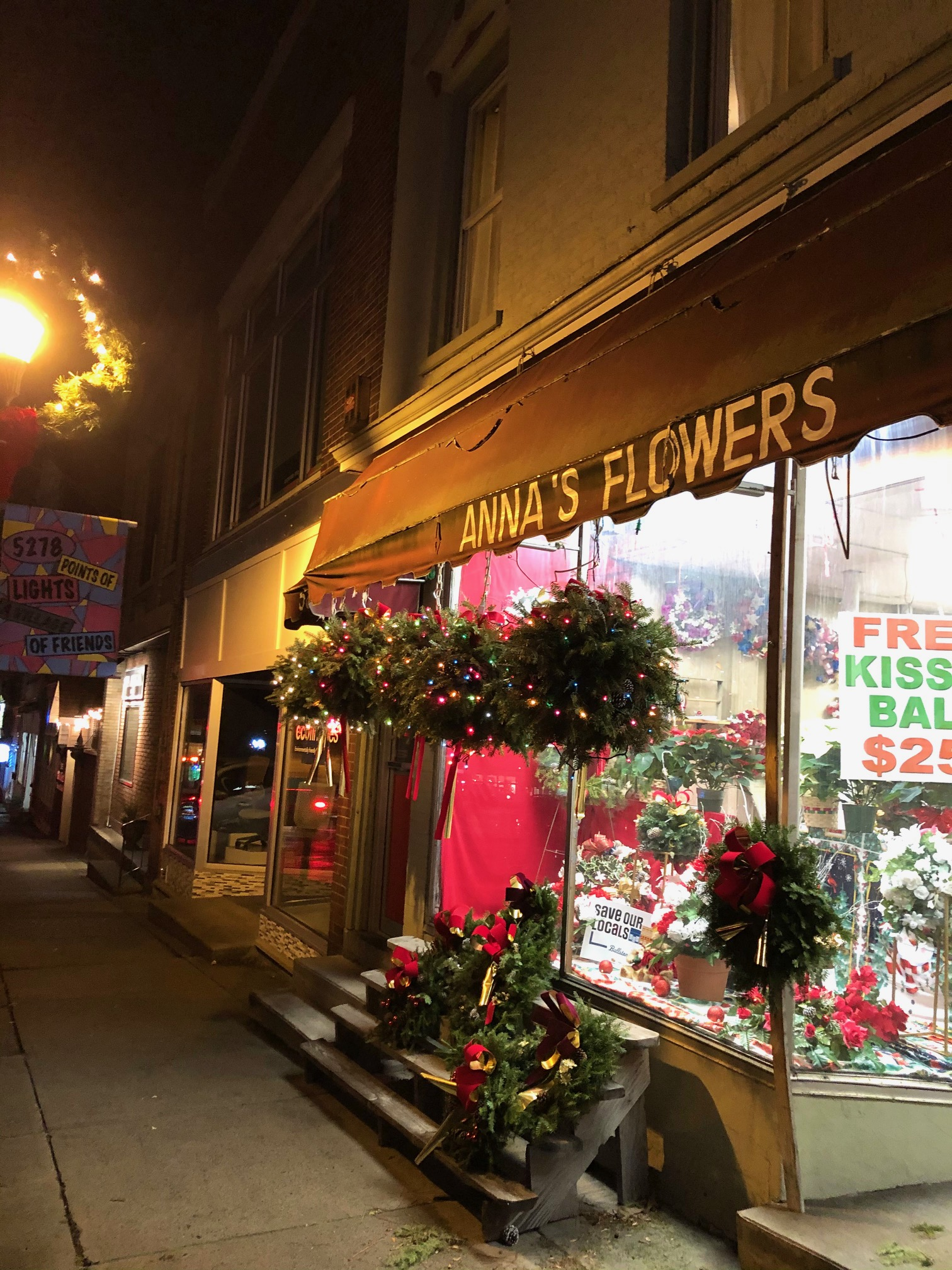 Anna's-Flowers
