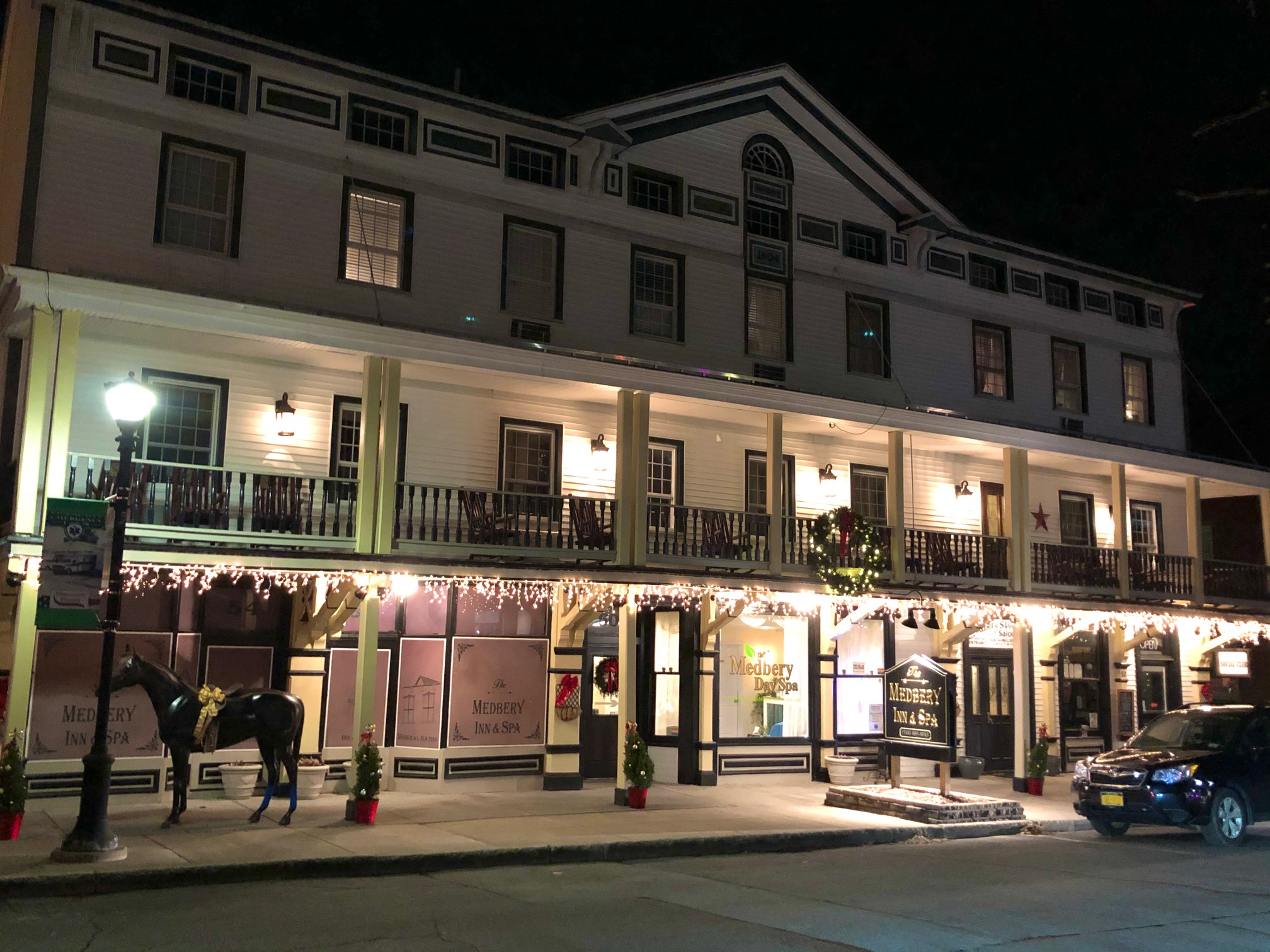 Medbery Inn & Spa