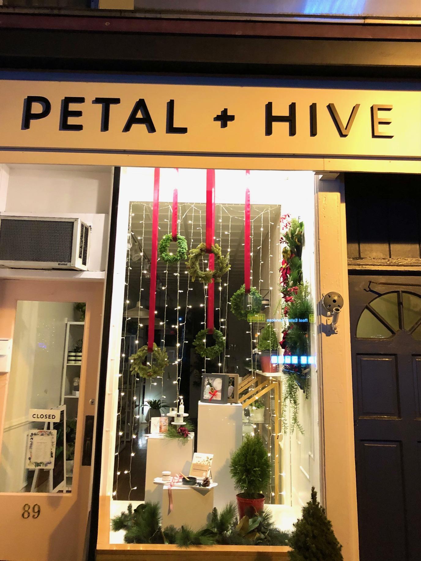 Petal-Hive