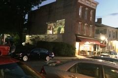 2016 August movie street