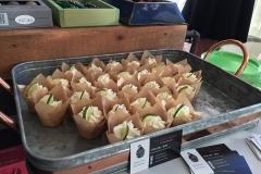 FF Sage cupcakes