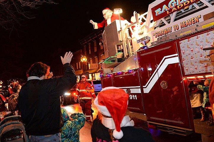 Ballston Spa Christmas Parade 2020 Ballston Spa Holiday Parade Sponsorship   Ballston Spa Business